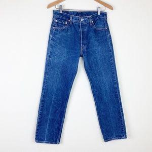 VTG LEVIS 501 XX High Waist Denim Boyfriend Jeans